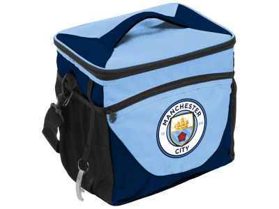 Manchester City Logo Brands 24 Can Cooler