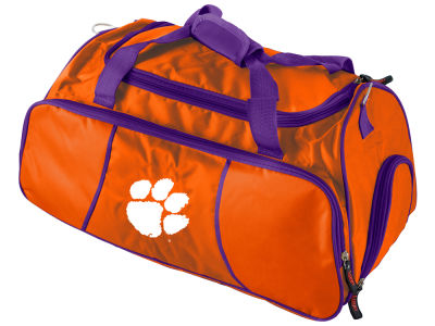 Clemson Tigers Athletic Duffel V