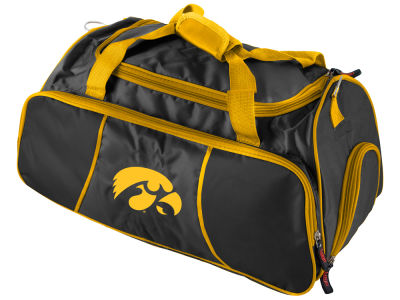 Iowa Hawkeyes Athletic Duffel V