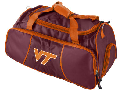 Virginia Tech Hokies Logo Brands Athletic Duffel