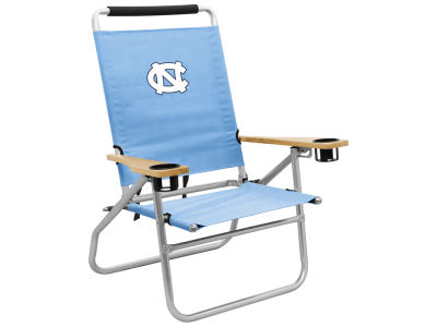 North Carolina Tar Heels Beach Chair V