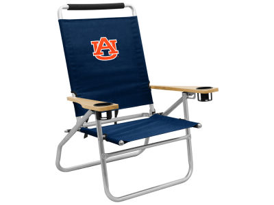 Auburn Tigers Logo Brands Beach Chair
