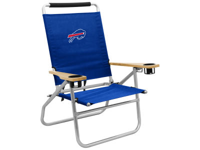 Buffalo Bills Logo Brands Beach Chair