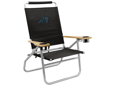 Carolina Panthers Beach Chair V