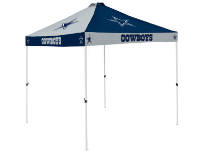 Dallas Cowboys Logo Brands Checkerboard Tent