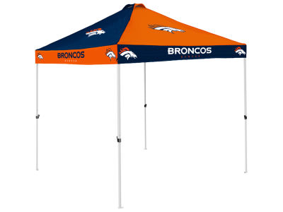 Denver Broncos Checkerboard Tent V