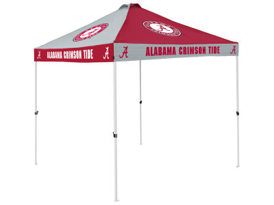 Alabama Crimson Tide Logo Brands Checkerboard Tent
