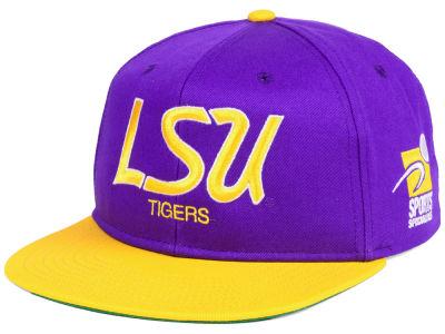 official photos 14322 565ee ... purple lsu tigers carbonite adjustable snapback hat 64fae 15428  cheap lsu  tigers nike ncaa sport specialties snapback cap 67ea9 b98ba