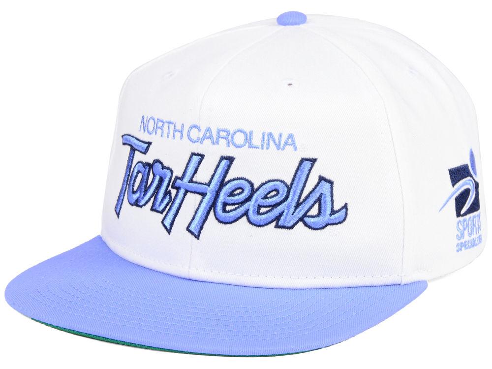 51bd1add1fe North Carolina Tar Heels Nike NCAA Sport Specialties Snapback Cap ...