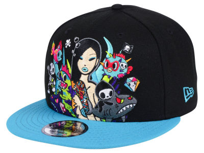 Marvel Mermaid Babe 9FIFTY Snapback Cap
