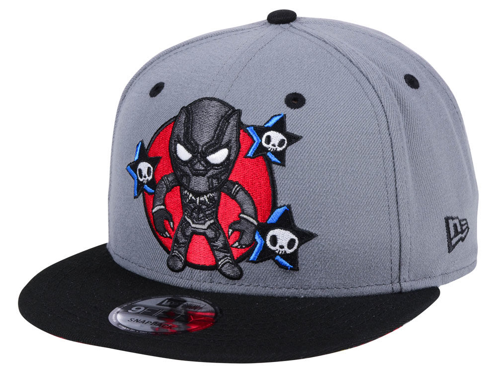 Marvel Black Panther Stars 9FIFTY Snapback Cap  e25e1935b71