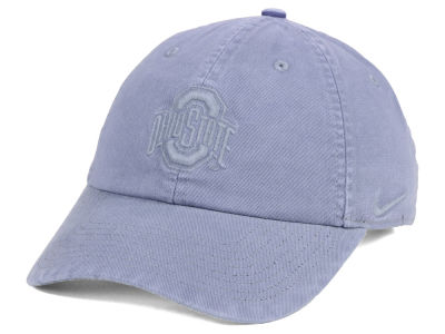 Ohio State Buckeyes Nike NCAA Pigment Dye Easy Adjustable Cap