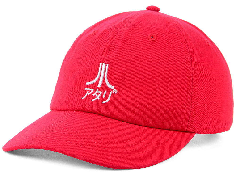 Atari Kanji Dad Hat  efd44049d18