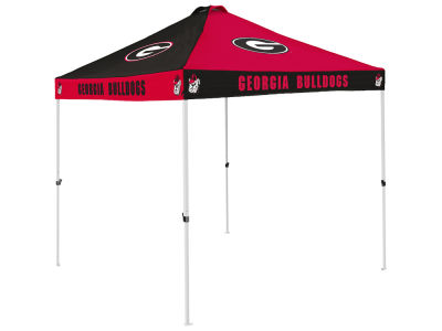 Georgia Bulldogs Checkerboard Tent V