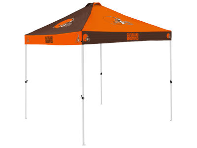 Cleveland Browns Checkerboard Tent V