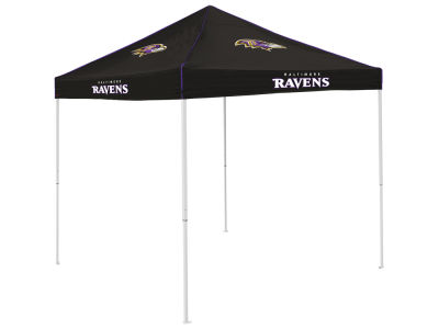 Baltimore Ravens Logo Brands Colored Tent