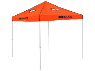 Denver Broncos Logo Brands Colored Tent