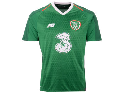 6e0f7845e Ireland New Balance Men s National Team Home Stadium Jersey