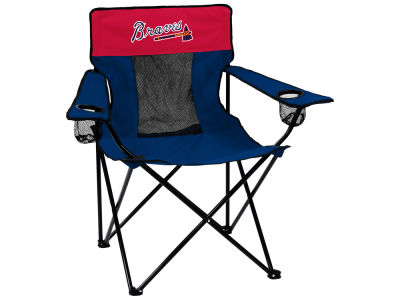 Atlanta Braves Logo Brands Elite Chair