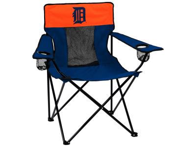 Detroit Tigers Logo Brands Elite Chair