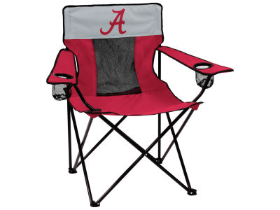 Alabama Crimson Tide Logo Brands Elite Chair