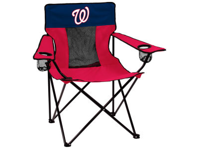 Washington Nationals Logo Brands Elite Chair