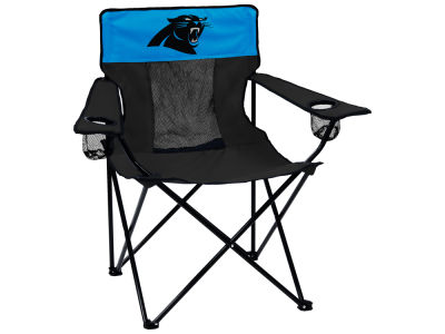 Carolina Panthers Logo Brands Elite Chair