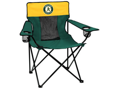 Oakland Athletics Logo Brands Elite Chair