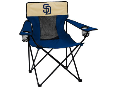 San Diego Padres Logo Brands Elite Chair