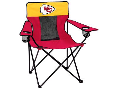 Kansas City Chiefs Logo Brands Elite Chair