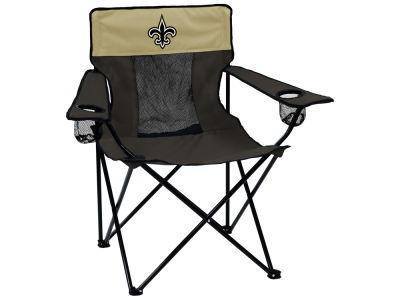 New Orleans Saints Logo Brands Elite Chair