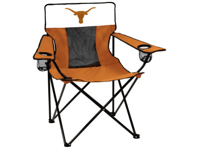 Texas Longhorns Logo Brands Elite Chair
