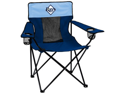 Tampa Bay Rays Logo Brands Elite Chair