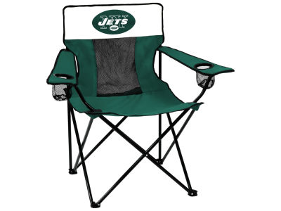 New York Jets Logo Brands Elite Chair