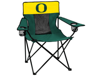 Oregon Ducks Logo Brands Elite Chair