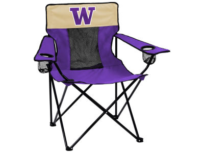 Washington Huskies Logo Brands Elite Chair