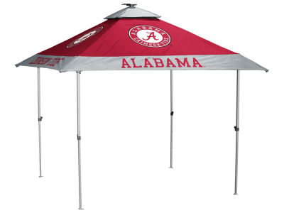Alabama Crimson Tide Logo Brands Pagoda Tent