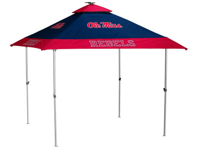 Ole Miss Rebels Logo Brands Pagoda Tent