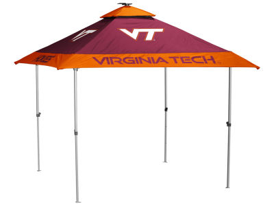 Virginia Tech Hokies Logo Brands Pagoda Tent