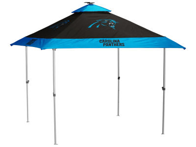 Carolina Panthers Logo Brands Pagoda Tent