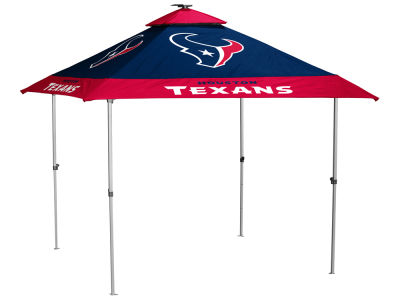 Houston Texans Logo Brands Pagoda Tent