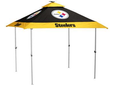 Pittsburgh Steelers Logo Brands Pagoda Tent