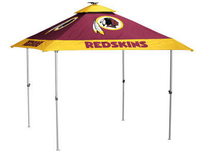 Washington Redskins Logo Brands Pagoda Tent