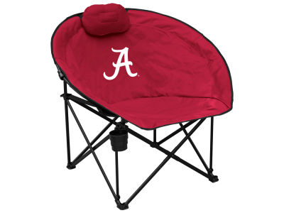 Alabama Crimson Tide Logo Brands Squad Chair