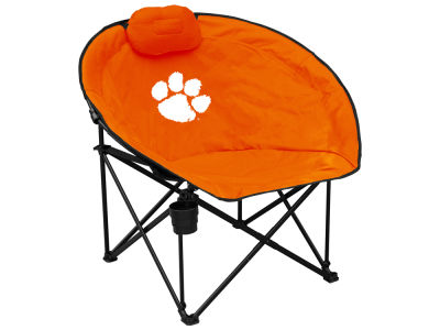 Clemson Tigers Logo Brands Squad Chair