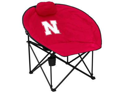Nebraska Cornhuskers Logo Brands Squad Chair