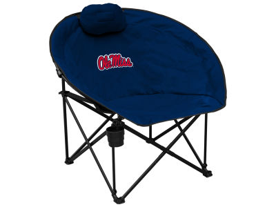 Ole Miss Rebels Logo Brands Squad Chair
