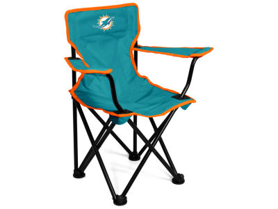 Miami Dolphins Logo Brands Toddler Chair V