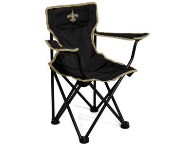 New Orleans Saints Logo Brands Toddler Chair