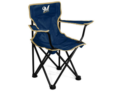 Milwaukee Brewers Logo Brands Toddler Chair